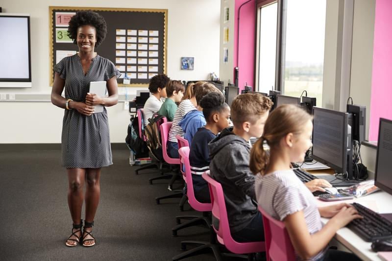 How Is Technology Changing the Way Schools Work?
